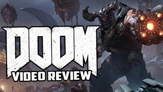 DOOM (2016) PC Game Review - The King is back!