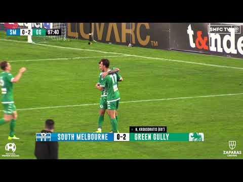 NPLVIC 2018 RD 10 - South Melbourne v. Green Gully