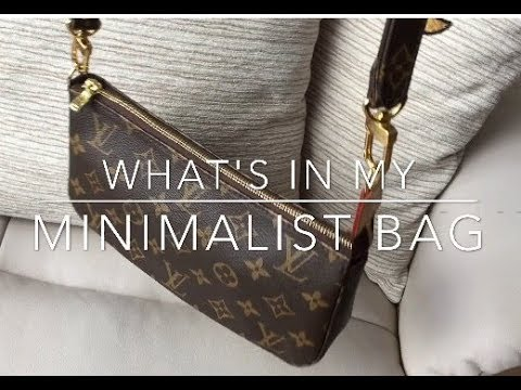 My Minimalist Bag 2017 | Whats In My Bag | #24