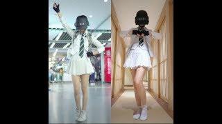 Cosplay girl PUBG dance | Tik Tok China