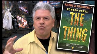 STEVE HAYES: Tired Old Queen at the Movies - THE THING