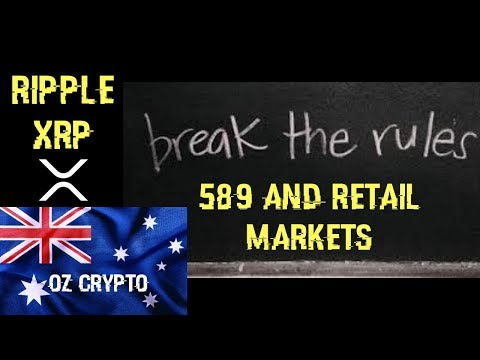 Ripple XRP: Rule 589 & Retail Markets