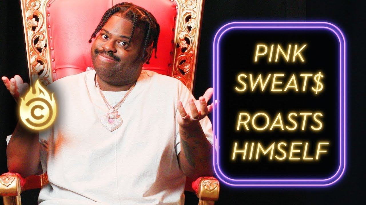 Pink Sweat$ Shows Himself No Mercy in His Self-Roast