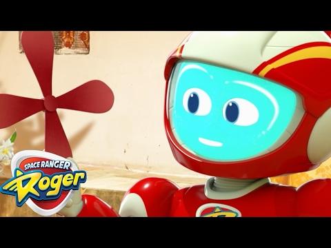 Space Ranger Roger | Sky High Roger  | HD...