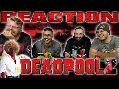"Deadpool's ""Wet on Wet"" Teaser REACTION!!"