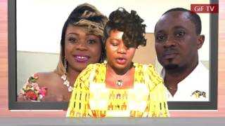 Nana Konadu Yiadom starts GiF Nkaebo on GiF TV