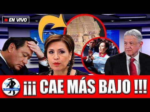 Descubren a Chong Enviándole 3Millones a Rosario Para Escapar;SantiagoN Le Encuentran 5 Delitos Más