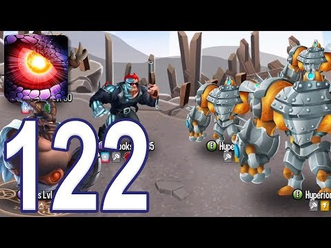 Monster Legends - Gameplay Walkthrough Part 122 - Adventure Map: Levels 141-145 (iOS, Android)