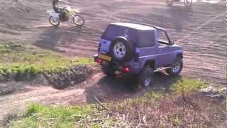 Daihatsu Feroza testdrive 2