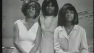 "A super rare clip from 1965 with The Supremes singing ""I Feel Fine""..."