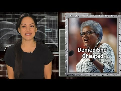 Donna Brazile defends cheating for Democrats