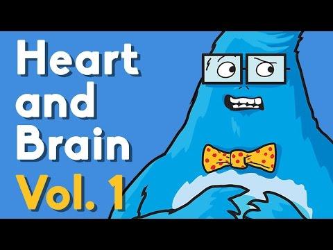 Heart and Brain Comic Dubs Vol. 1