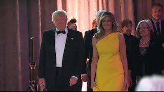 John Travolta Speaks At Donald Trump Event Hosting Australian Prime Minister
