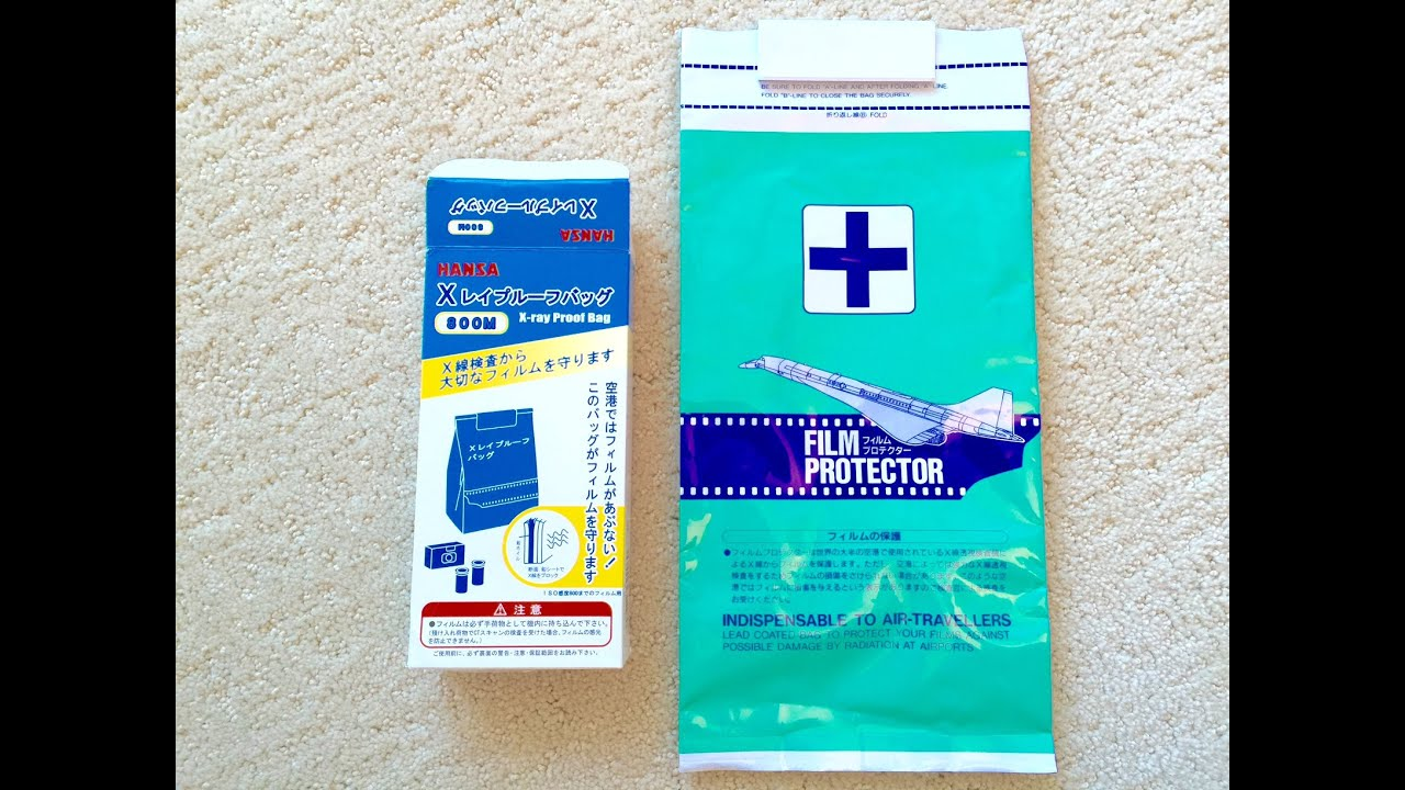 Hansa X Ray Proof Bag Review