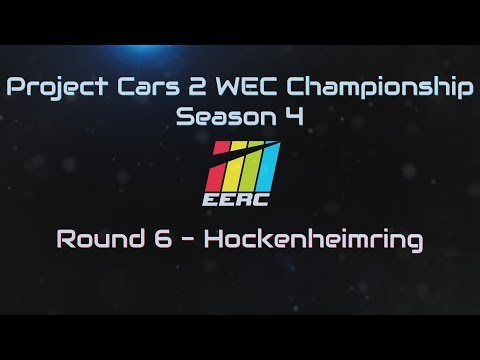 Project Cars 2 EERC WEC Championship Season 4 – Hockenheim