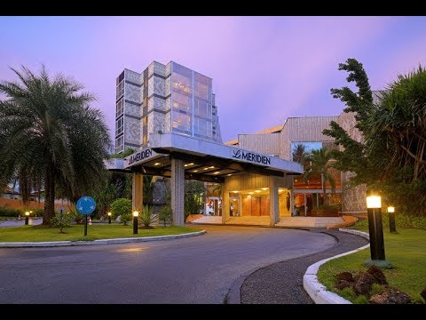 Le Méridien Re-Ndama - Libreville, Gabon - Luxurious Hotels