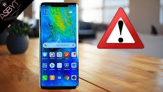 The Huawei Mate 20 Pro Has A BIG Problem...