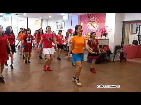 Dildaara (Stand By Me) - Line Dance (by Alison Johnstone (Nuline) & Philip Sobrielo (Singapore)