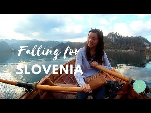 FALLING FOR SLOVENIA: LJUBLJANA, BLED, VINTGAR GORGE, BOHINJ | Fall Break Vlog Part 1