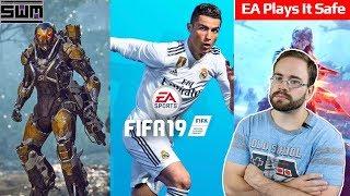 Safe...Predictable...Boring...EA Play | E3 2018
