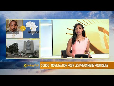 Mobilization for the release of Congo political prisoners [The Morning Call]