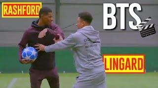 LINGARD VS RASHFORD | EXTREME FIFA 19 TOTY ULTIMATE TEAM BATTLE! *BTS 🎬*