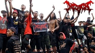 Video XTAB - SUSAH SENANG KUDU BABARENGAN (official video) DEATH METAL download MP3, 3GP, MP4, WEBM, AVI, FLV Juli 2018