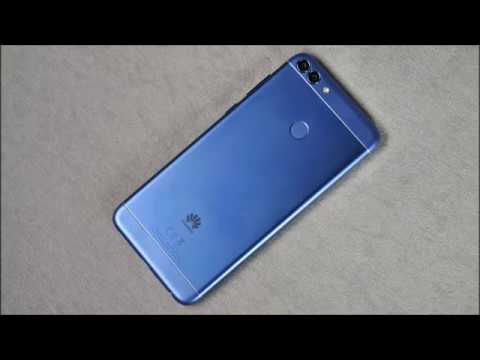 Huawei P Smart - Замена дисплейного модуля ( Display Replacement).