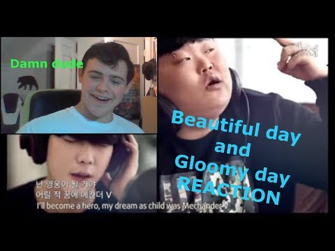 HOLY CRAP! | Lookism Ost Beautiful Day And Gloomy Day REACTION