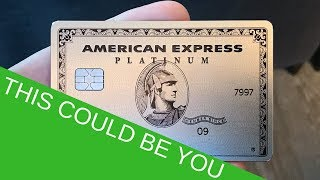 You Can Have An Amex Platinum Card Too