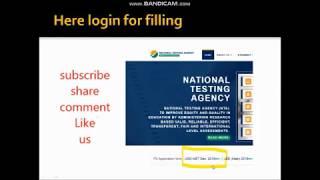 Apply  for  UGC NET 2018 By NTA    Apply online step by step हिंदी में