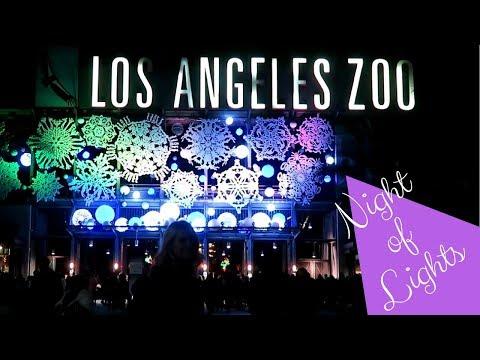 Ask A Concierge - LA Zoo Lights