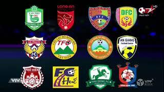 26 câu lạc bộ hàng đầu Việt Nam tại V-League 1 và V-League 2 mùa giải 2019-2020