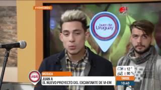 """Buen día Uruguay - """"Juan A"""" 17 de Junio de 2016"""