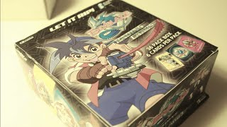 Beyblade Cards Unboxing Part 1
