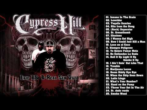 Cypress Hill Greatest Hits - Best Cypress Hill Songs