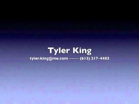 Tyler King Radio Hockey Play by Play Sample
