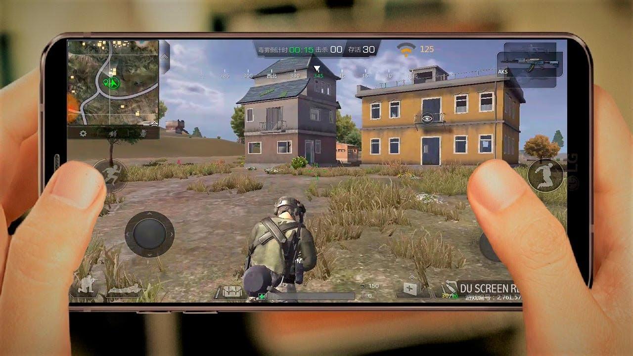 Топ популярных игр на андроид