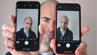 iPhone 11 Camera | Review \u0026 iPhone XR Comparison