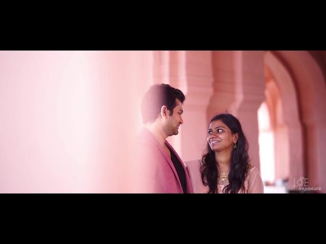Karthik Weds Nirupuma Pre-Wedding Song | PhotoExposure #Photoexposure