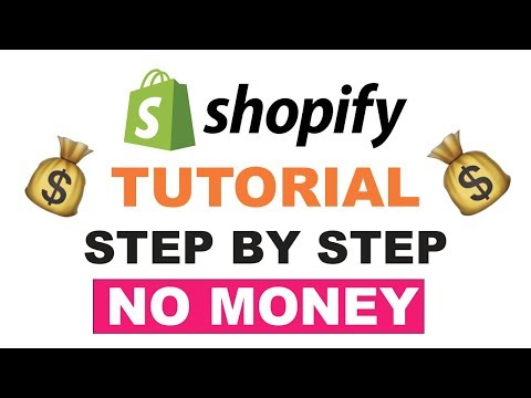 Make $246,520 With Shopify Dropshipping In 2020 (Shopify Tutorial For Beginners) thumbnail