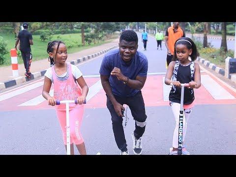 Car Free Day In Kigali Rwanda