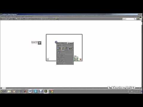 Labview Tutorial: Image Acquisition I
