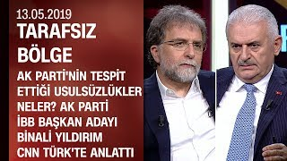 AK Parti'nin tespit ettiği usulsüzlükler neler? Binali Yıldırım anlattı - Tarafsız Bölge 13.05.2019