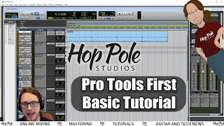 Pro Tools First 101: Basics and why you should or shouldn't use it