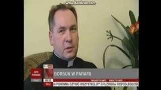 Borsuk w parafii (Runowo Krajeńskie)