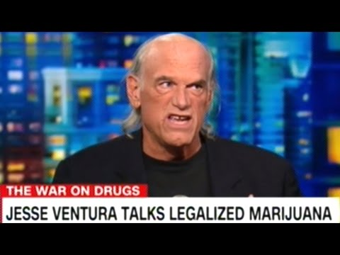 "Jesse Ventura ""Elect A Republican Or A Democrat And The Wars Will Continue!"""