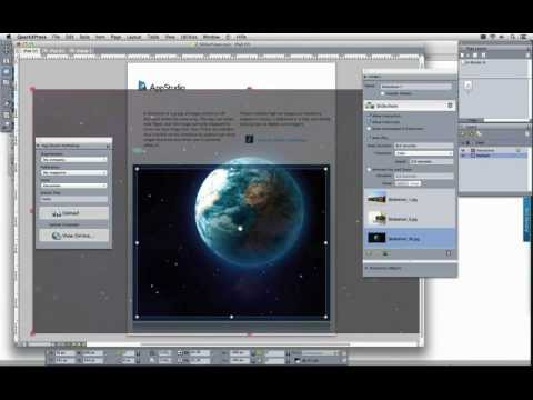 Creating engaging apps with QuarkXPress and App Studio