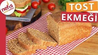 Tam Buğday Unundan Tost Ekmeği Yapımı -Nefis Yemek Tarifleri