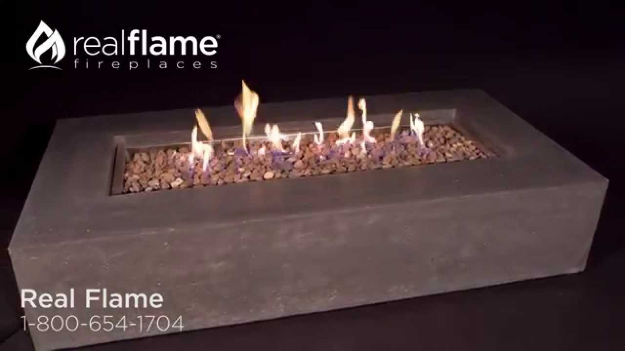 Restoration Hardware   Fire Table Instructional Video